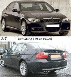 BMW SERIES 3 (E90/91) 05-08 SDN